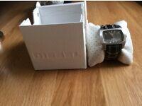 A mans diesel watch brand new