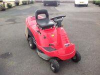 Honda 1211 Hydrostatic sit on lawn mower