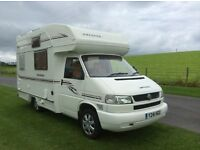 Very rare automatic motorhome Mint condition
