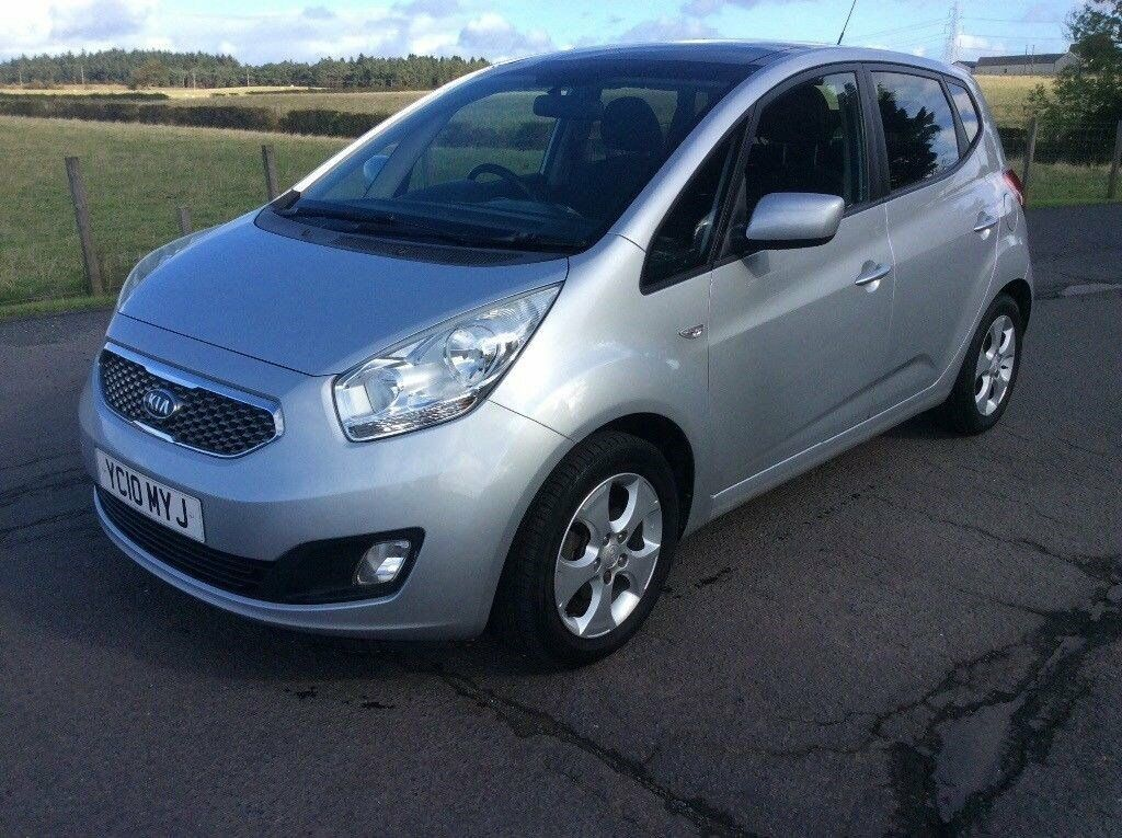Absolutely Stunning 2010 Kia Venga 3 Ecodynamics Crdi Mot Sept 2019