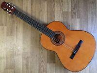 BM Almeria 6 String Acoustic 4/4 Spanish Classic Acoustic Guitar Natural Nylon strings