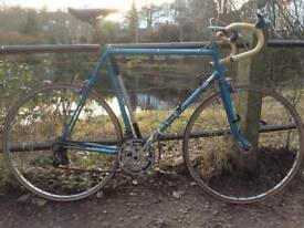 "Leleu 23.5"" - Retro French Vintage Men's Road/Racing Bike"