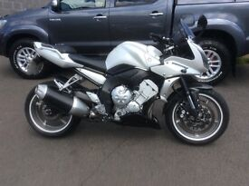 Yamaha fz1 2008