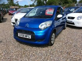 image for CITROEN C1   1.0cc Only £20 per year road tax @ Aylsham Road Affordable Cars