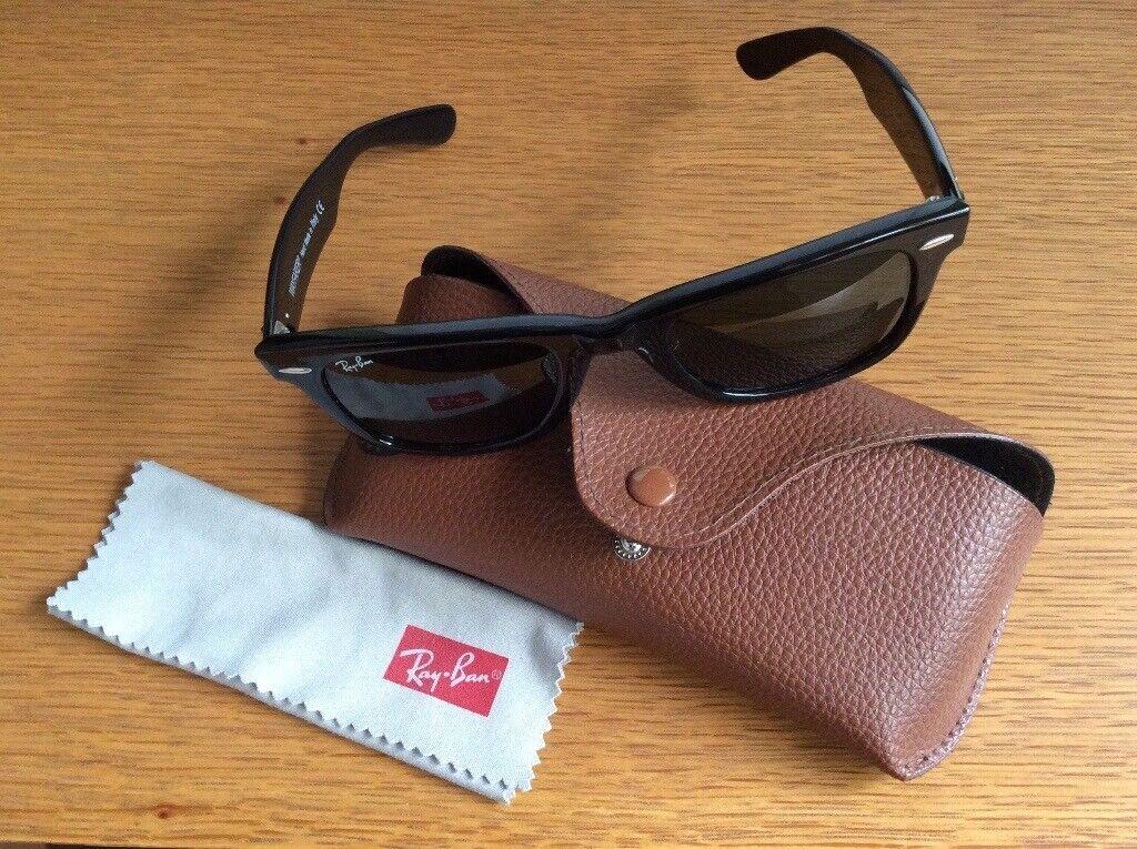 1b74b0170 Original Ray-Ban Wayfarer RB2140 901 50 Sunglasses | in Stockport ...