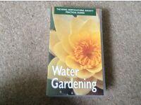 1 video water gardening