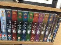 Stargate SG-1 Complete Seasons 1-10 + Ark of Truth, Continuum & Original Movie