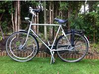 Dutch men's bike - old and beautiful