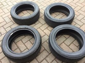 Four tyres 185/55 R15