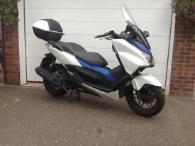 Honda Forza 125 Learner legal