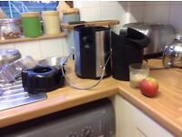 Household appliances must go. Moving abroad-food processor, blender