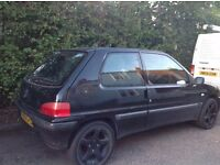 A reliable little black number with a long MOT