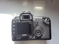 Canon EOS 5D classic -for spare parts or not working-