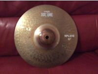 "Paiste Rude 10"" Splash Cymbal"