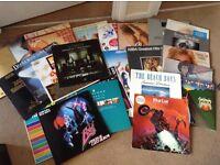 Bundle of varied Vinyl LPs