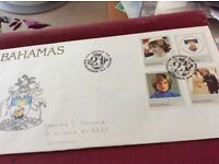 Official First Day Covers x 2 - Stamps