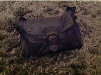 Ted Baker navy handbag barely used