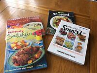 Weight Watcher Cook Books.