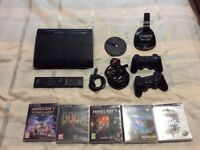 PS3 PlayStation 500GB Hard drive perfect condition