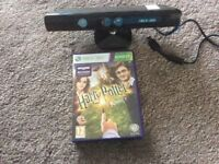 Xbox 360 with games, Lego dimensions, Disney infinity 2.0 and 3.0 and sky landers and kinect