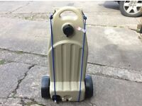 Aqua roll 40 litre and Hitchman Wastemaster only used once