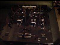 Numark DM-1001MX Mixer DJ Mixer VGC