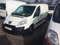 Peugeot expert 2 L HDI starts and drives perfect no VAT