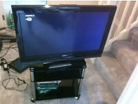 Sony Bravia 32 inch HD LCD TV + Stand