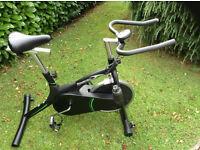 Powertech Exercise Bike -Excellent condition