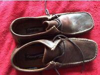 Brand new Men's Emmegi emme shoes in size 8