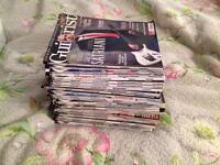 30 + Guitarist magazines from 2006 onwards.