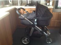 ICandy Apple Pushchair and pram