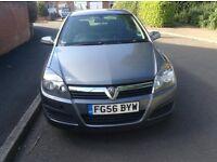 Vauxhall Astra breeze 1.6