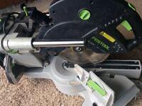 Festoon kapex 120 chop saw