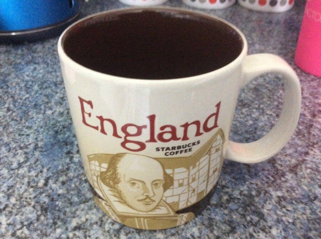 Brand new Starbucks coffee mug