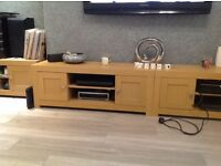 3 TV units for sale