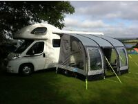 Kampa Rally Air 390L Airbeam Awning - REDUCED