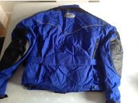 Men's XL Lewis motorcycle jacket