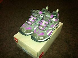 The North Face ladies walking shoes