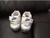 Soft baby Nike trainers size 1.5