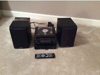 Hitachi ax-m136i cd/mp3 player, DAB, Hi-Fi, cd player, sound system