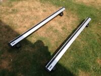 Thule roof bars for Audi A6. Perfect condition.