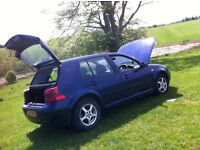 Golf 1.4 great wee car low insurance