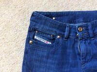 """Women's Diesel jeans W28"""" L30"""""""