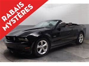 2012 Ford Mustang GT CONV A/C MAGS