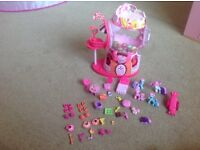 My little pony set and extras