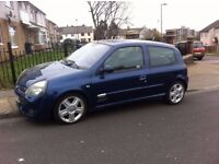 Renault Clio 172 LOW MILES 68,000 Project/Track Car