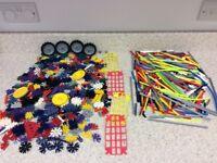 K'nex Large Assortment of Bits & Pieces - K'nex Construction Bundle