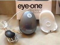 Eye-One display 2 professional monitor calibration tool