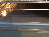 Hotpoint integrated oven OS 897D IX/ HP, immaculate.